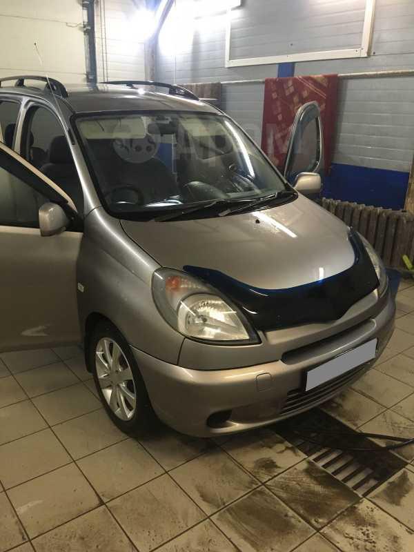 Toyota Funcargo, 2002 год, 289 000 руб.