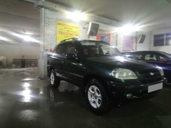 Chevrolet Niva, 2004 год, 155 000 руб.