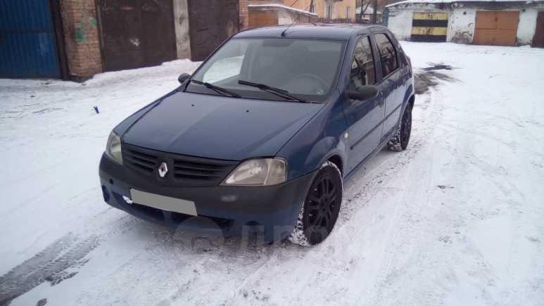 Renault Logan, 2006 год, 140 000 руб.