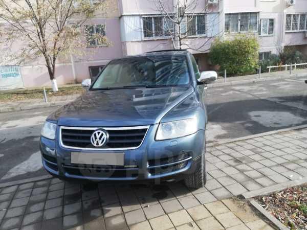 Volkswagen Touareg, 2003 год, 437 000 руб.