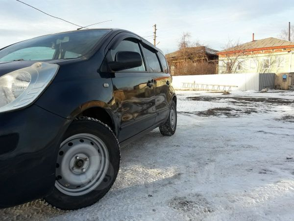 Nissan Note, 2006 год, 220 000 руб.