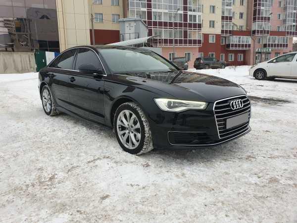 Audi A6, 2015 год, 1 450 000 руб.