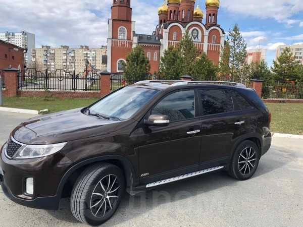Kia Sorento, 2012 год, 1 170 000 руб.