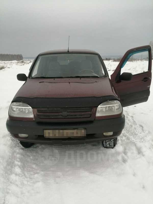 Chevrolet Niva, 2004 год, 229 000 руб.