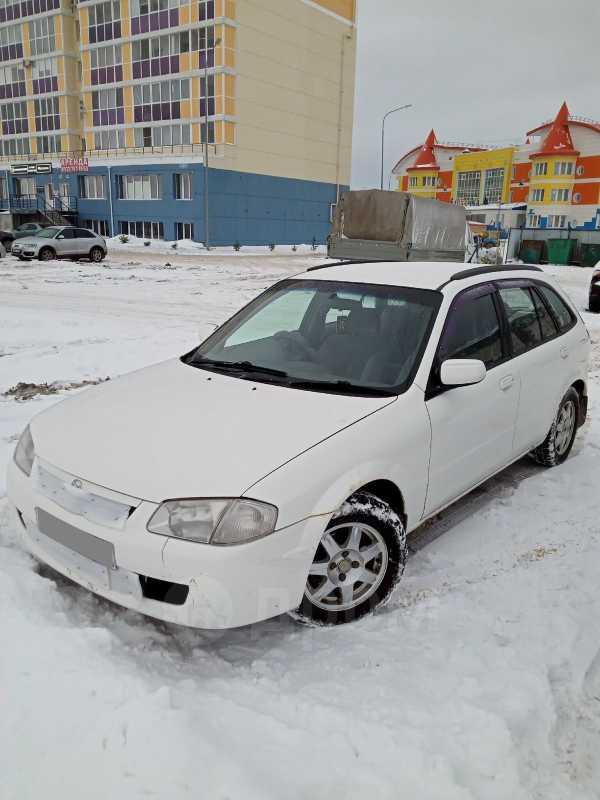 Mazda Familia, 1999 год, 185 000 руб.