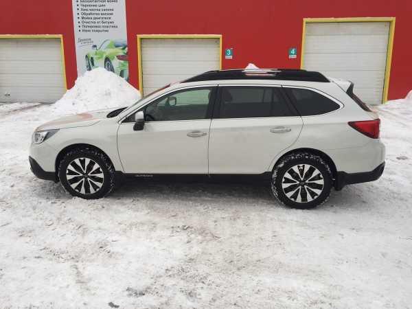 Subaru Outback, 2015 год, 1 600 000 руб.