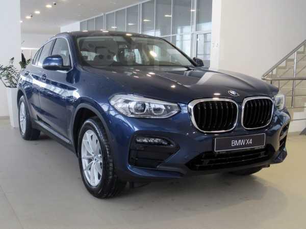 BMW X4, 2019 год, 3 401 000 руб.