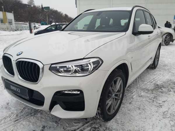 BMW X3, 2019 год, 3 760 000 руб.
