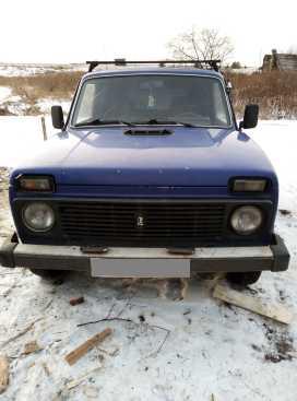 Байкалово 4x4 2131 Нива 2002
