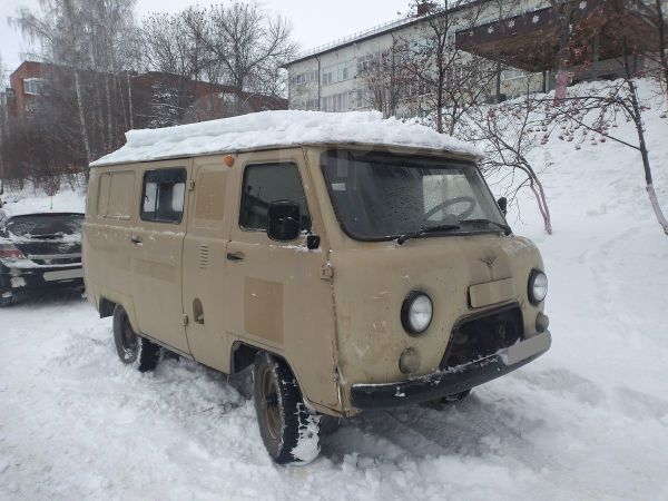 УАЗ Буханка, 2002 год, 130 000 руб.