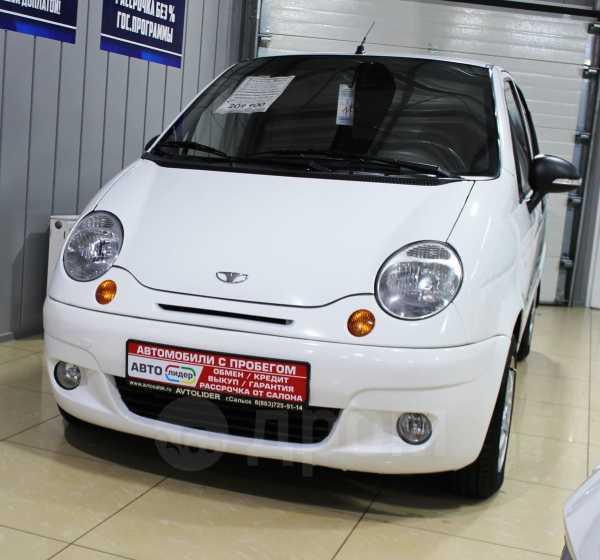 Daewoo Matiz, 2012 год, 209 900 руб.