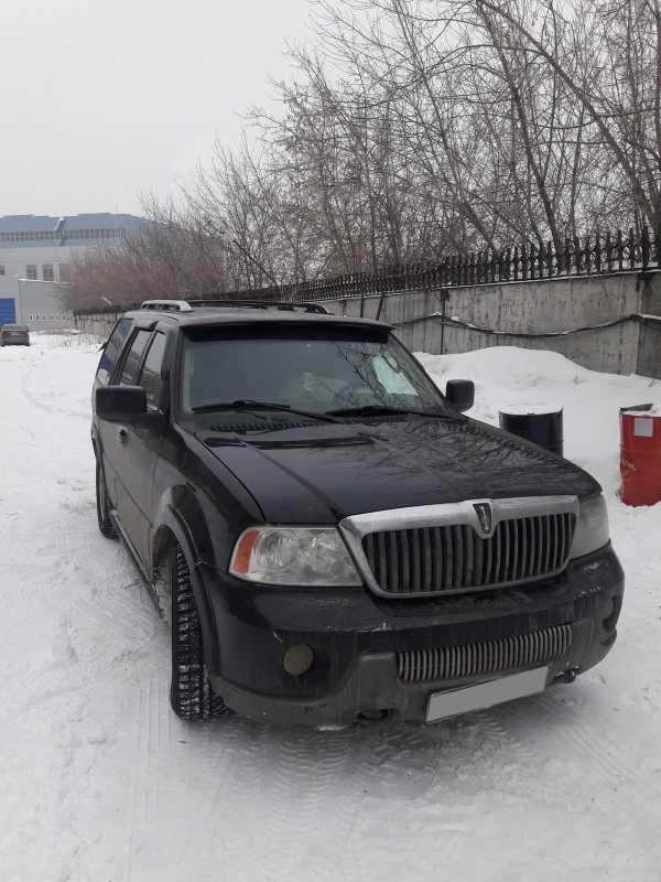 Lincoln Navigator, 2002 год, 600 000 руб.