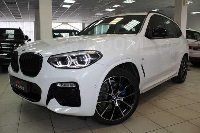 BMW X3, 2018 год, 2 750 000 руб.