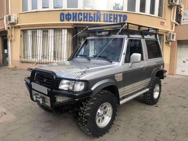 Hyundai Galloper, 1999 год, 600 000 руб.