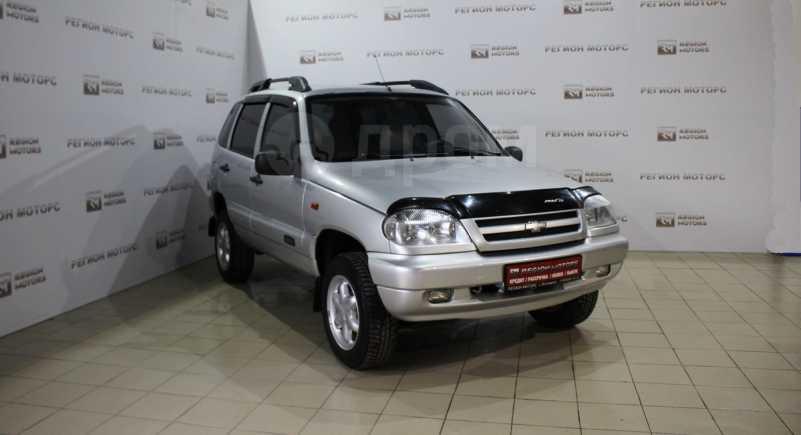 Chevrolet Niva, 2006 год, 199 900 руб.