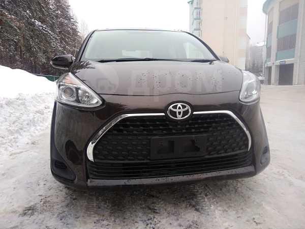 Toyota Sienta, 2019 год, 1 130 000 руб.