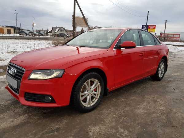 Audi A4, 2011 год, 670 000 руб.
