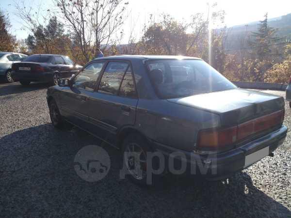 Mazda 323, 1990 год, 95 000 руб.