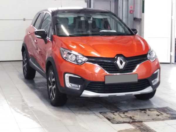 Renault Kaptur, 2016 год, 885 000 руб.