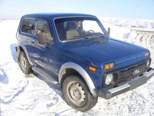 Лада 4x4 2121 Нива, 2006 год, 195 000 руб.