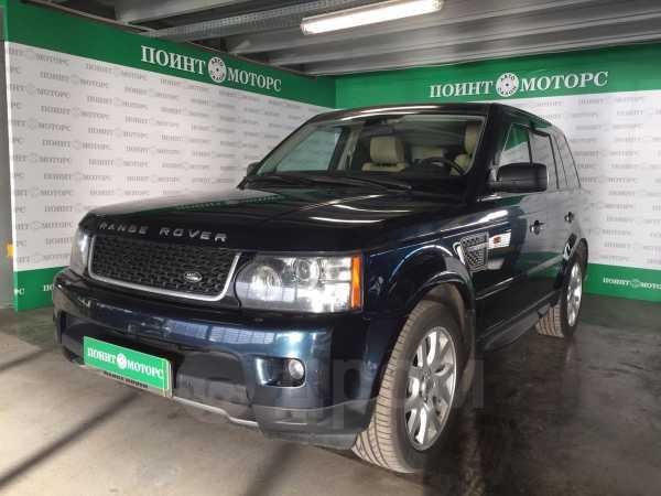 Land Rover Range Rover Sport, 2006 год, 540 000 руб.