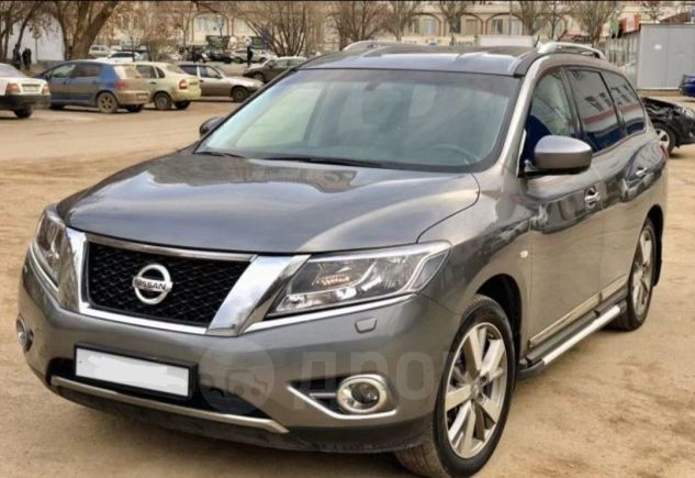 Nissan Pathfinder, 2015 год, 1 470 000 руб.