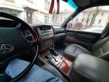 Москва Land Cruiser 2004