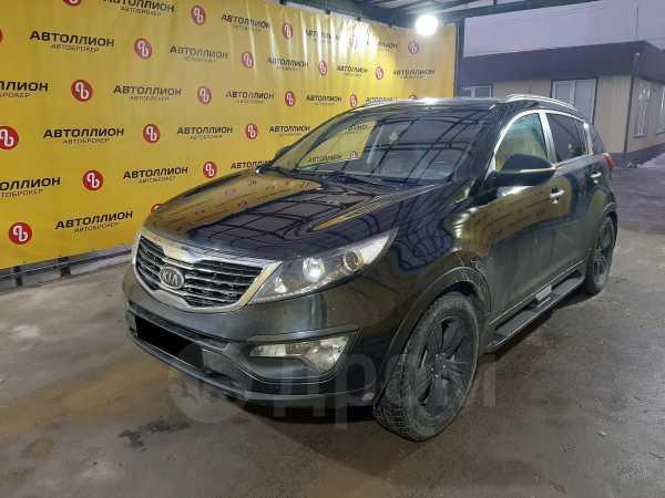 Kia Sportage, 2010 год, 746 000 руб.