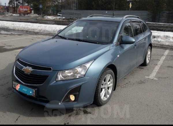 Chevrolet Cruze, 2013 год, 475 000 руб.