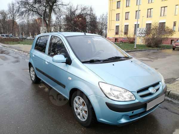 Hyundai Getz, 2007 год, 259 000 руб.