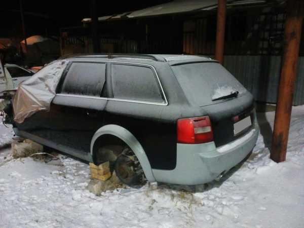Audi A6 allroad quattro, 2001 год, 30 000 руб.