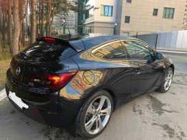 Магнитогорск Astra GTC 2013