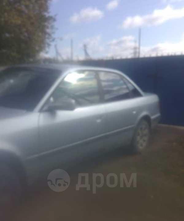 Audi 100, 1992 год, 15 000 руб.