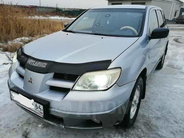 Mitsubishi Outlander, 2005 год, 375 000 руб.