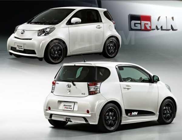 Toyota iQ, 2009 год, 499 000 руб.