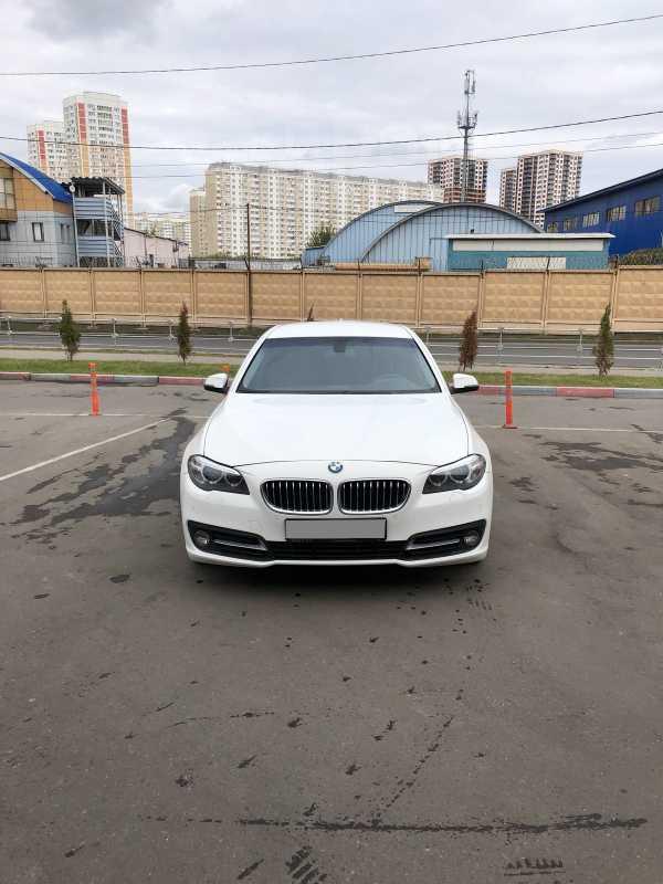 BMW 5-Series, 2013 год, 1 059 000 руб.