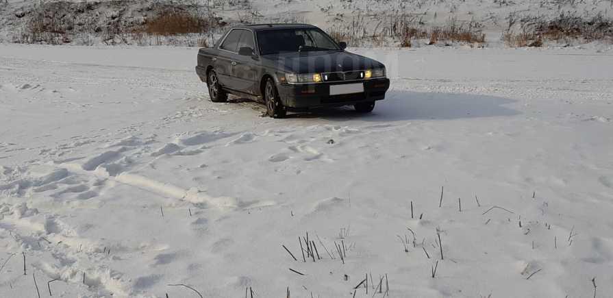 Nissan Laurel, 1991 год, 300 000 руб.