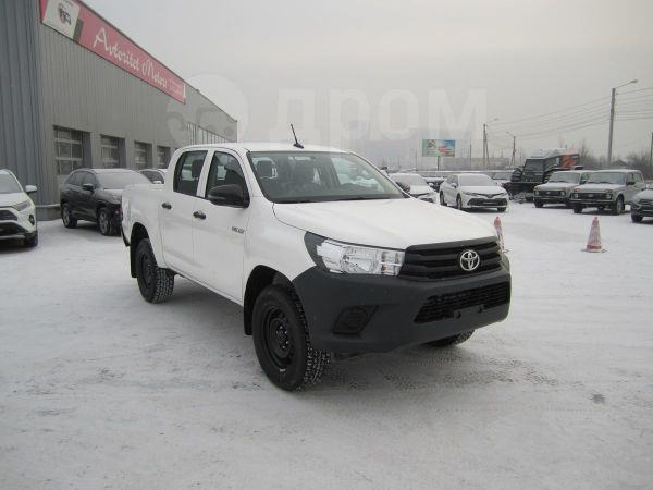 Toyota Hilux Pick Up, 2019 год, 2 356 000 руб.