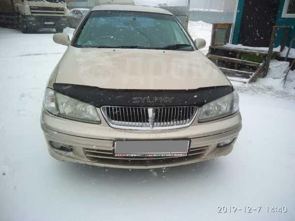 Nissan Sunny, 2002 год, 237 000 руб.
