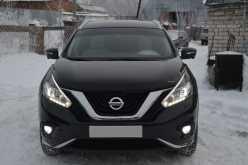 Барнаул Nissan Murano 2019