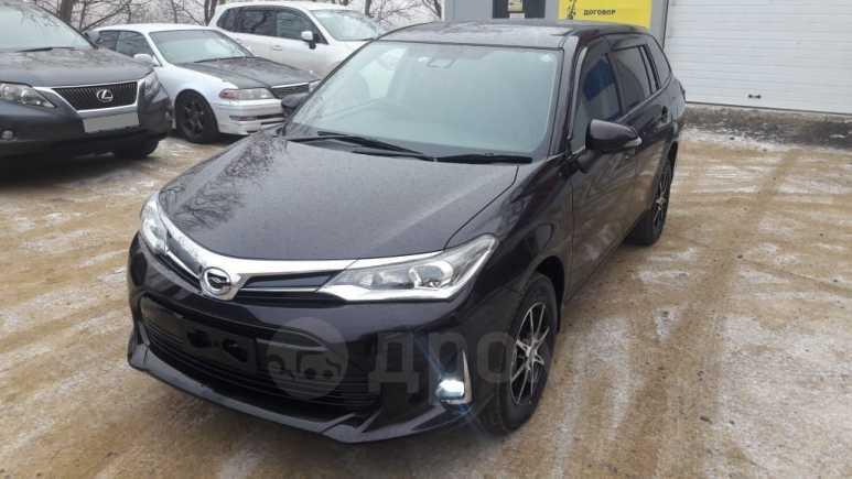 Toyota Corolla Fielder, 2018 год, 1 050 000 руб.