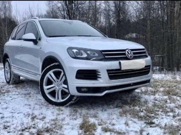 Volkswagen Touareg, 2011 год, 1 400 000 руб.