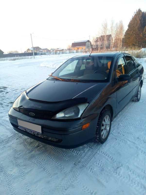 Ford Focus, 2002 год, 55 000 руб.