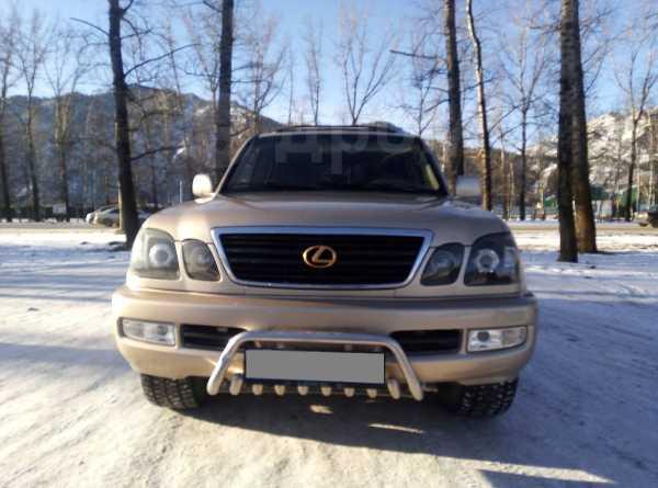 Lexus LX470, 1999 год, 888 000 руб.