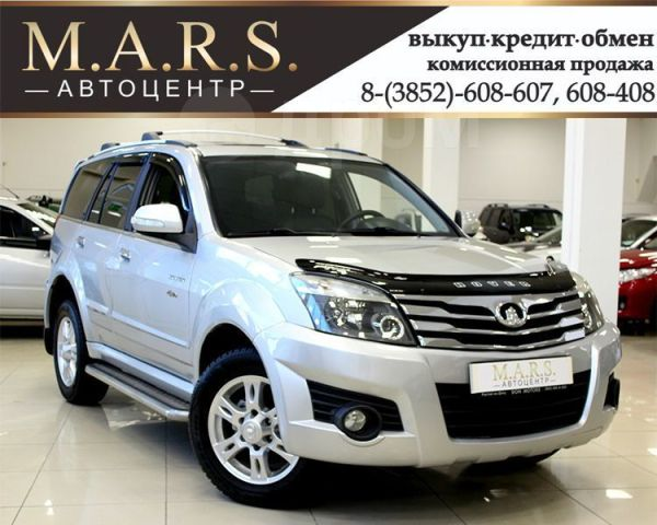 Great Wall Hover H3, 2013 год, 610 000 руб.