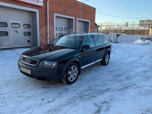 Audi A6 allroad quattro, 2005 год, 410 000 руб.