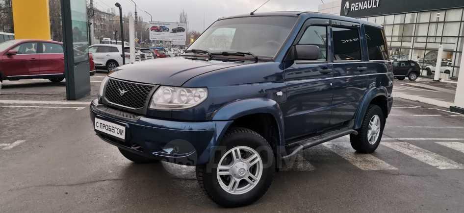 УАЗ Патриот, 2012 год, 349 500 руб.