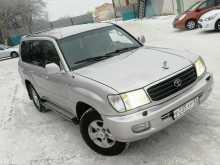 Омск Land Cruiser 1999
