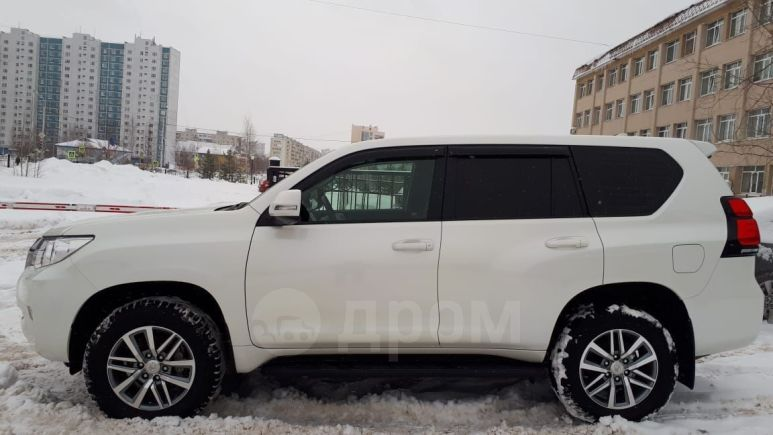 Toyota Land Cruiser Prado, 2019 год, 3 000 000 руб.