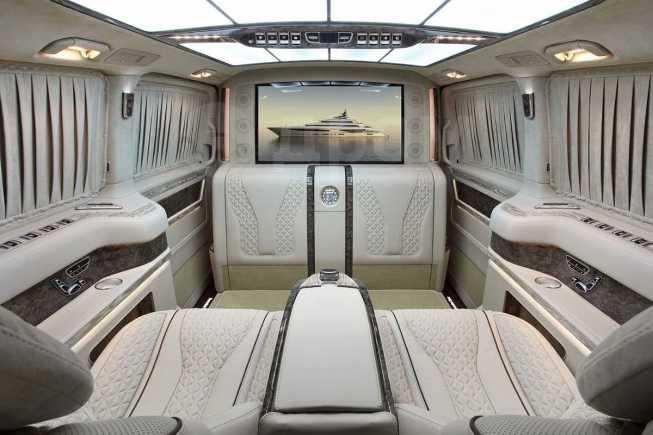 Mercedes-Benz V-Class, 2018 год, 12 900 000 руб.